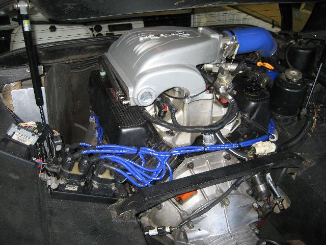 ford 351c efi conversion the plug wires are a taylor 72623 wire set for a 1998 2001 5 0 ford explorer these have normal plug boots and edis coil boots