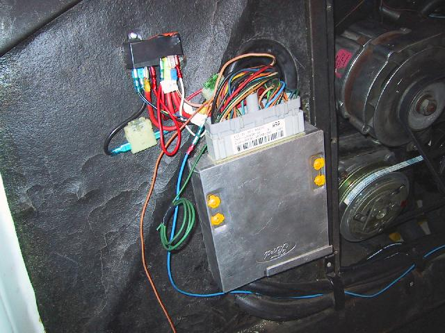 eec fw3 ford 351c efi conversion ford eec-iv wiring diagram at bayanpartner.co