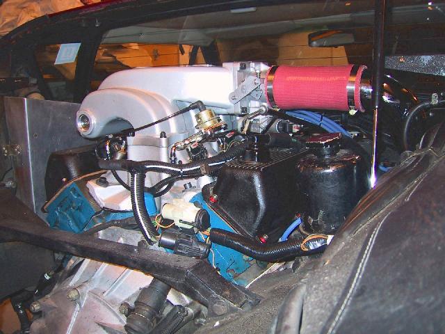 Ford 351C EFI Conversion